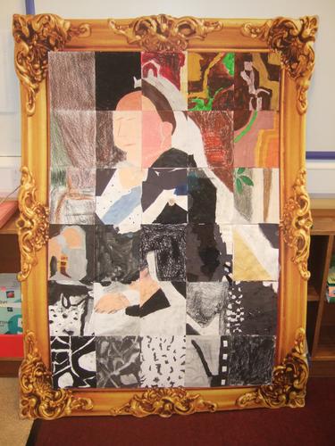 Mosaic Art - Queen Victoria | Teaching Resources