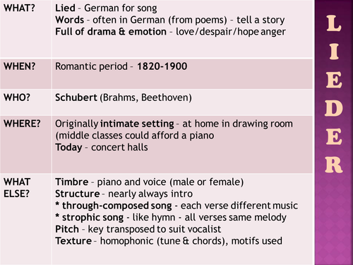 Overview of Major Music Genres