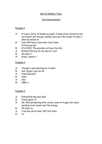 SPOKEN LANGUAGE RESOURCES - part 3