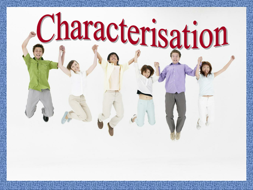 Characterization - Eight Components