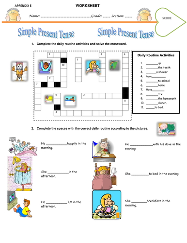 Sequencing activity