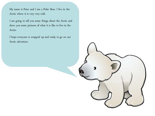 Arctic presentation