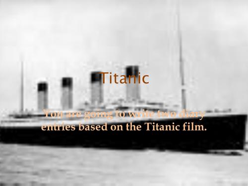 Titanic Diaries