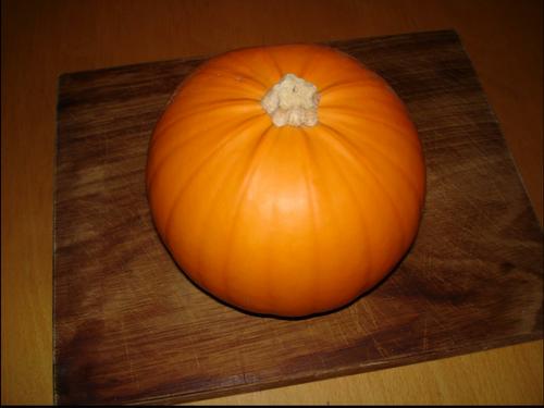 How to make a Pumpkin Lantern
