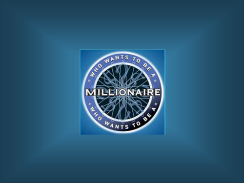 Letters & Sounds Phase 5: Millionaire Game