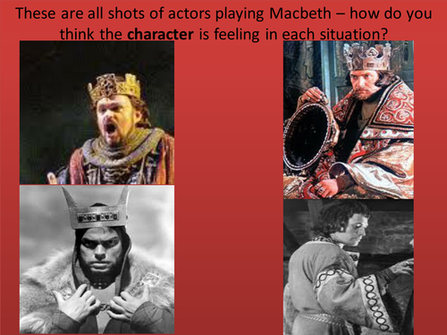 Shakespeare Controlled Assessment