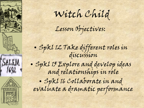 WItch Child by Ceelia Rees