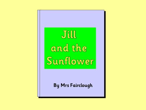Jill and the Sunflower