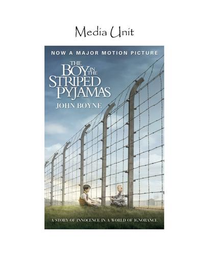 Boy in the Striped Pyjamas - Media unit