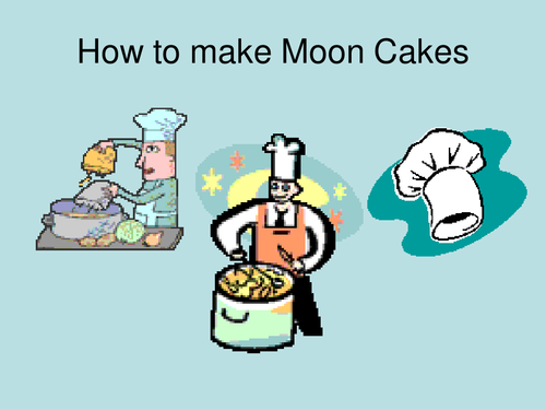 How to Make Moon cakes