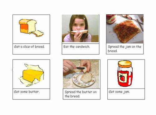 Make a Jam Sandwich