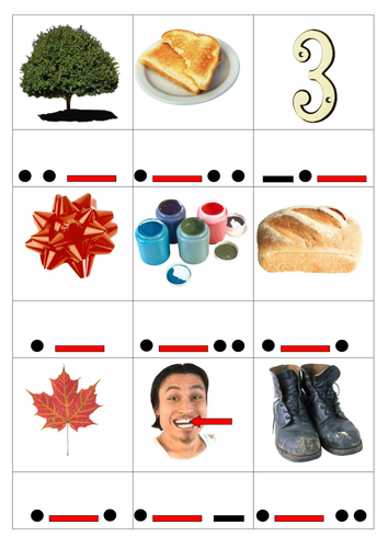 long vowel phonemes sound button cards (phase 5)