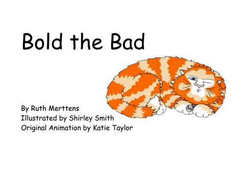Bold The Bad book