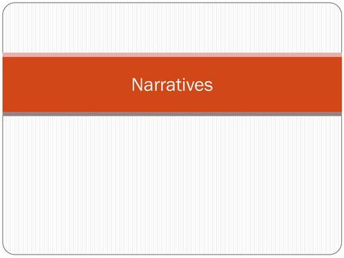 Aspects of Narrative
