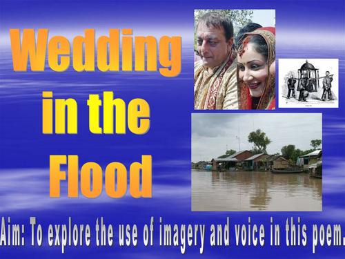 'Wedding  in the Flood' by Taufiq Raffat
