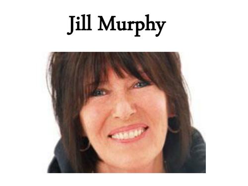 About Jill Murphy