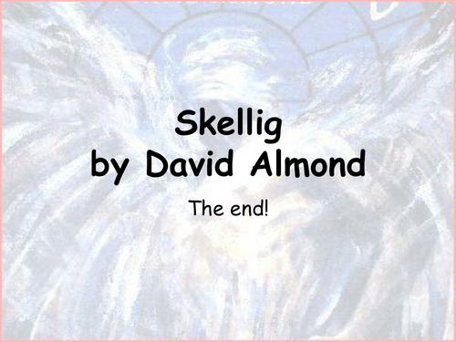 Skellig- the end of the novel