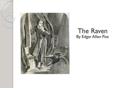 Intro to Gothic: The Raven