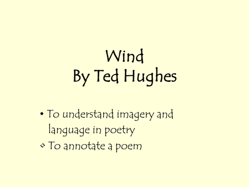 animal imagery in the poetry of ted hughes Language in india wwwlanguageinindiacom ted hughes's attitude to nature and animals ted hughes's ' nature poetry' comprises mainly of his poems that.