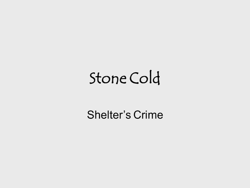 Stone Cold- Crime Watch documentary