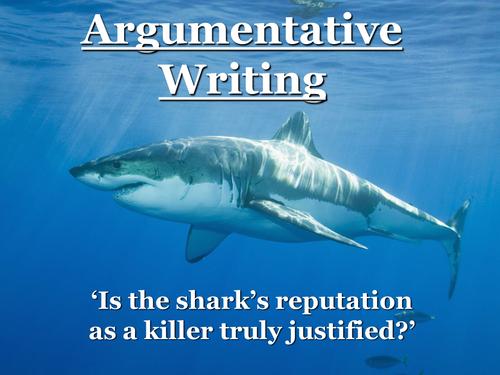 Argumenatative Writing - Guide