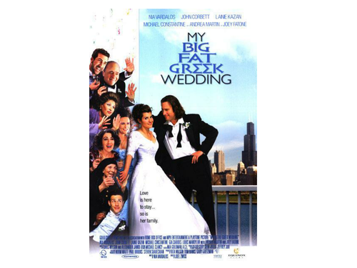 My Big Fat Greek Wedding PowerPoint