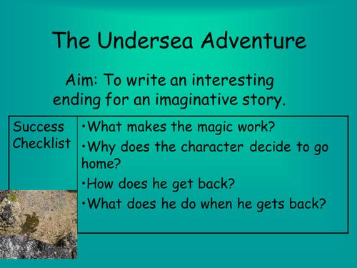 Story Ending: Underwater
