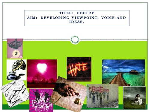Creating own anthology