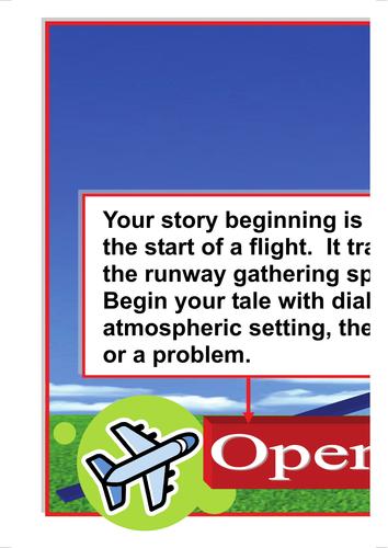 Story Mountain (An Alternative) - Flight Plan