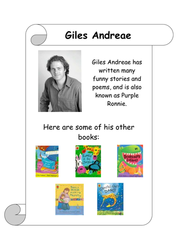 shared class poetry book