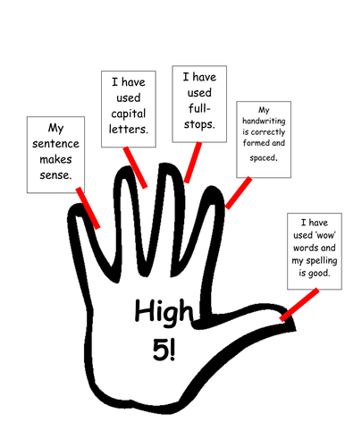 High 5 | Teaching Resources