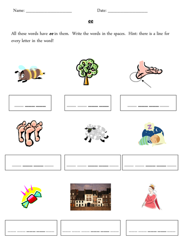 ee phoneme grapheme handouts by misspope teaching resources tes. Black Bedroom Furniture Sets. Home Design Ideas
