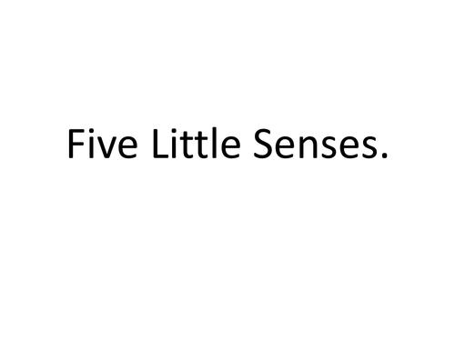 Senses Poem
