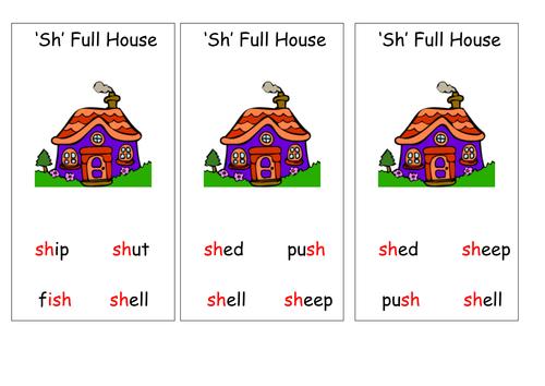 'sh' activities