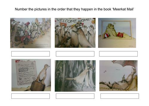 Meerkat Mail storyboard