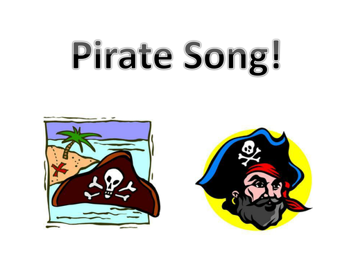 Pirate Song