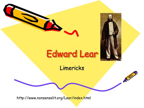 Edward Lear - Limericks