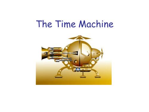 H.G. Wells 'The Time Machine'