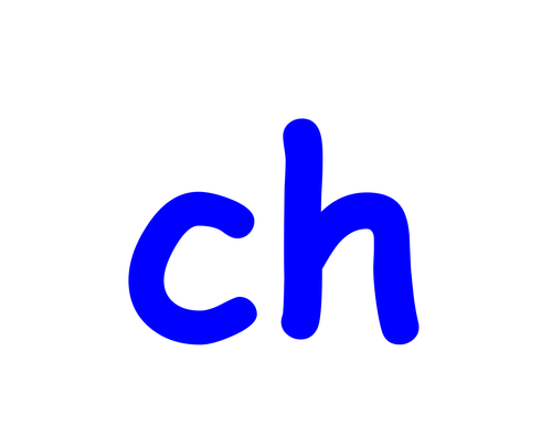 Letter and sound graphemes flashcards