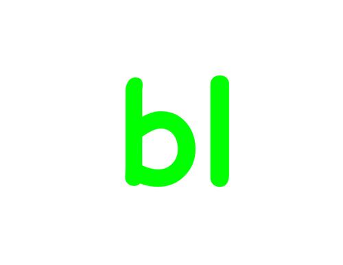 Consonant Blends - Flashcards