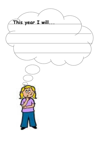 New Year's Wish Bubbles