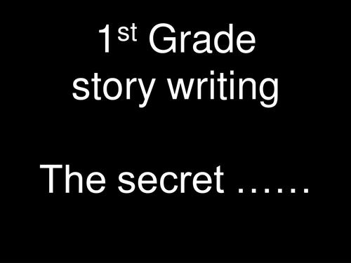 Story writing - settings