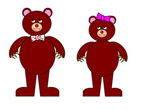 Goldilocks and the Three Bears Story Props