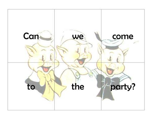 Book Based game: Arthur's Fantastic party Joseph Theobald (Collins Big Cat)