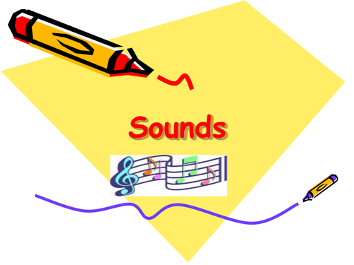 Sound poetry PowerPoint