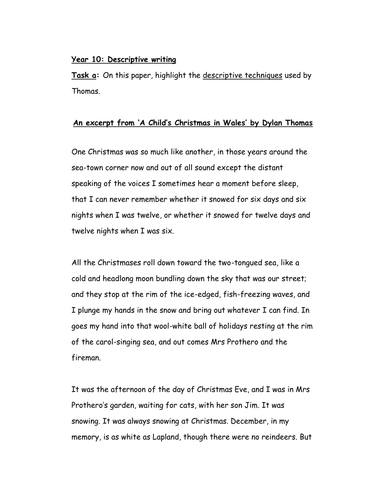 descriptive writing resources by lowripckle teaching resources descriptive writing resources by lowrip1ckle teaching resources tes