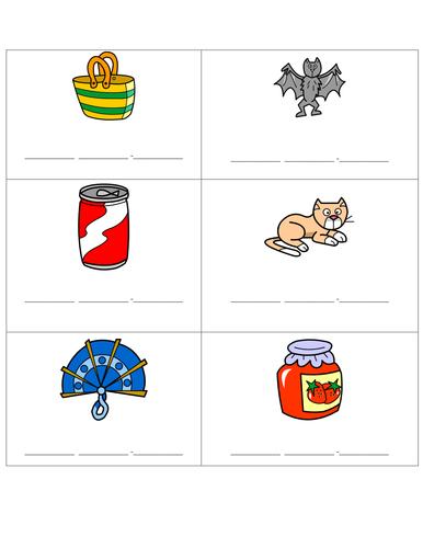 Segmenting activity cards