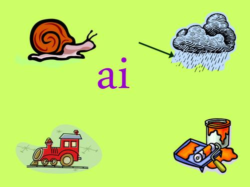 Vowel Digraphs PowerPoint