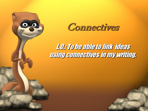 Using Transitions in Writing (Connectives)