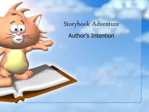 Storybook Adventure